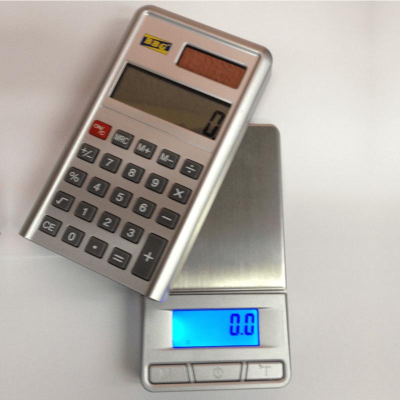 Gramera de bolsillo PC-1000