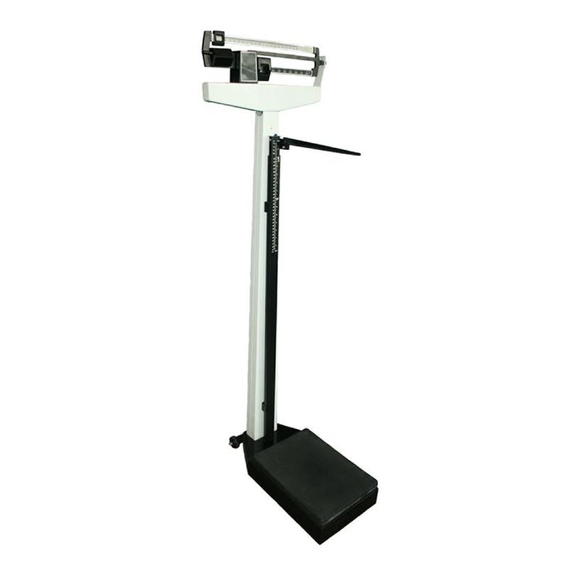 Pesa-personas con tallimetro mecánica-RGTA